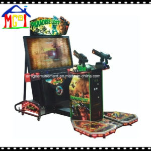 Indoor Coin Operated Arcade Game Machines Plants Vs. Zombies pictures & photos
