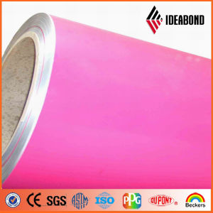 Low Cost House Construction Material PE Pre-Painted Aluminium Coil pictures & photos