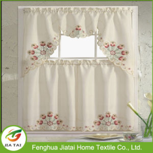 Tier Curtain Sets Pretty Country Style Kitchen Curtains pictures & photos