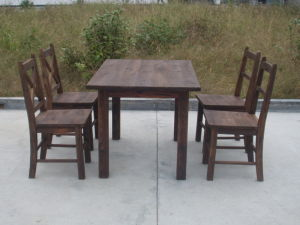 Outdoor Furniture Dining Table and Chair Dining Room Furniture pictures & photos