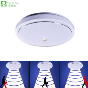 12W LED PIR Motion Sensor Ceiling Lights pictures & photos