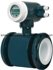 Flange Type Electromagnetic Liquid Flow Meter for Water pictures & photos