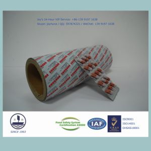 Pharmaceutical Aluminum Foil in 0.024mm Thickness (Roll-Pack) pictures & photos