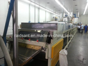 Raidsant Full-Automatic Hot Melt Adhesive Pastillator System