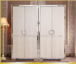 Bed Room Popular Steel Wardrode Cabinet for Bedroom pictures & photos