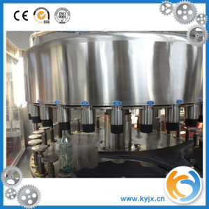 Automatic Economic Cheap Beer Glass Bottle Filling Equipment pictures & photos