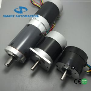 China 57mm 12v 24v 36v 48v Electric Dc Brushless Motor