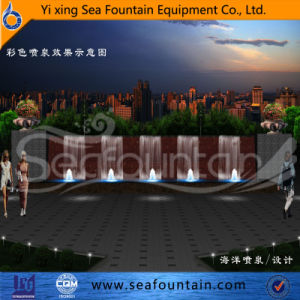 Program Control Easy Installnation Combination Type Fountain pictures & photos