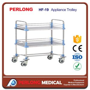 New Arrrival Stainless Steel Appliance Trolley Hf-19 pictures & photos