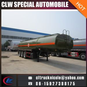 32ton 3axle Chemical Storage Tank Trailer pictures & photos