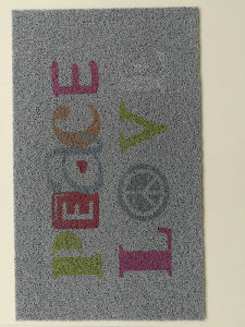 Water-Proof Painting Floor Mat Door Mat pictures & photos