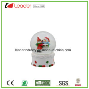 Decorative Hand-Painted Resin Crafts Water Globe Statue for Home Decoration and Promotional Gifts pictures & photos