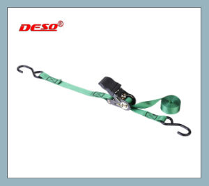 High Capacity Cargo Lashing Belt Ratchet Tie Down Strap pictures & photos