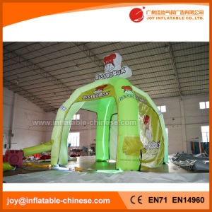 Advertising Inflatable Spider Tent Food Tent with LED Lighting (Tent1-306) pictures & photos