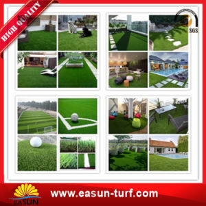 35mm Natural Looking Landscape Garden Artificial Grass pictures & photos
