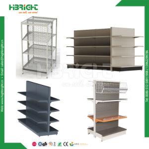 13 Years Professional Gondola Shelf with Shelf Talker Supermarket Equipment pictures & photos