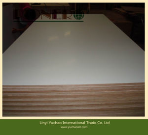 Good Quality Melamine MDF Board for Indoor Decoration pictures & photos