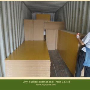 High Grade Melamine MDF for Furniture, Cabinet, Interior Door pictures & photos