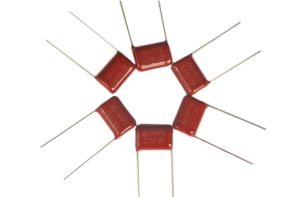 China Manufacturer Dipped Mpp Metallized Polypropyene Film Capacitor pictures & photos