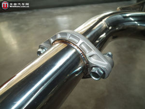 Alloy Exhaust Pipe with Euro V