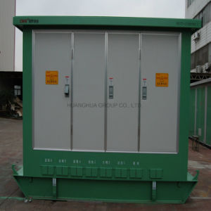 Movable Intelligent Integration Package Substation pictures & photos