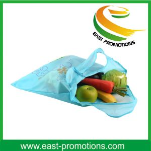 Portable Nylon Folding Shopping Bag pictures & photos