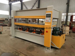 PLC Control Hot Press Machine pictures & photos