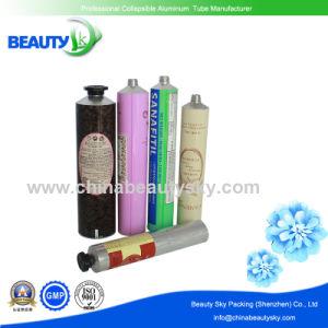 Soft Cleanser Facial Cream Cosmetic Aluminum Tube pictures & photos