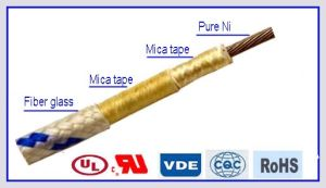 Fire and Flame Resistant Multi-Core Silicone Rubber Cable pictures & photos