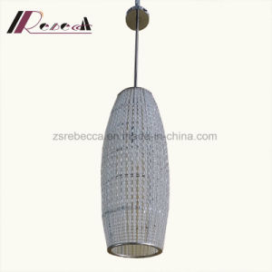 Modern Customized Irregular Shape Crystal Pendant Lamp pictures & photos
