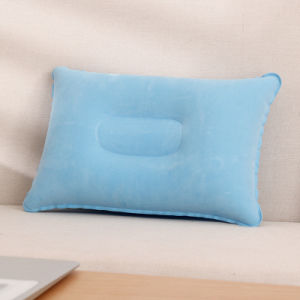 Corlorful Inflatable Travelling Beach Pillow for Promotion pictures & photos