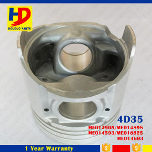 Diesel Engine Parts Wholesale 4D35 for Piston with Pin and The OEM No (ME018825) pictures & photos