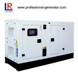 Water Cooling 12kVA Soundproof Diesel Generator with AC Three Phase pictures & photos