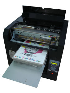 A3 Digital Tshirt Printing Machine (byc168-2.3) pictures & photos