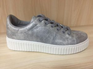 Style Sports Shoes/ Comfort Shoes /Fashion Shoes /Girl′s Shoes pictures & photos