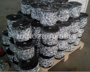 DIN 766 Galvanized Link Chain pictures & photos