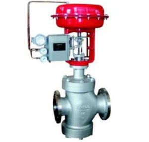 Pneumatic Diaphragm Double Seated Flow Control Valve (GAZJHN) pictures & photos