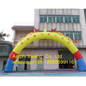 Good Quality Advertising & Promotion Arch Type Inflatable Arch Gate pictures & photos