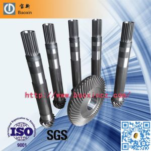 China High Quality Precision Sipral Bevel Gear pictures & photos