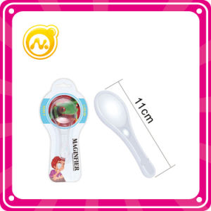 Magnifying Glass Plastic Toy 45 Magnifying Glass with 11cm