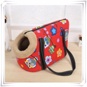 Pet Carrier Oxford Portable Cat Dog Comfort Portable Pet Carrier Bag pictures & photos