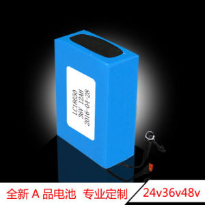 48V Lithium Ion Battery Pack for Electric Bike and Solar Home System pictures & photos