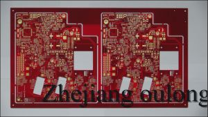 2 Layer Enig PCB with White Legends (OWNLONG/OLDQ) pictures & photos