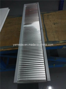 Suspended Metal Ceiling Tiles Aluminum Corrugated Ceiling Board for Commercial Buildings pictures & photos