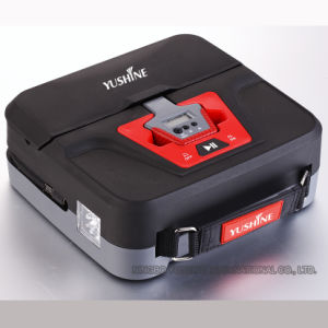 Automatic 12V Car Tire Inflator with Digital Gauge pictures & photos