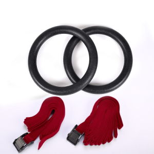 ABS Rings for Training, Gymnastic Rings Set pictures & photos