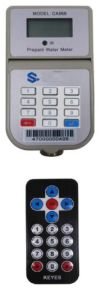 Sts IR Keypad Prepayment Water Meter with LCD Display pictures & photos
