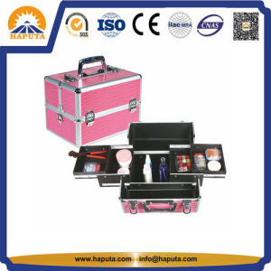 Professional Makeup Storage Case for Cosmetics, Nail Polish (HB-3110) pictures & photos