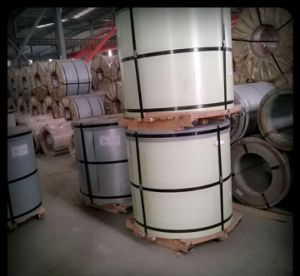 PPGI/PPGL Coated Galvanized Steel Coil with or Without Film pictures & photos
