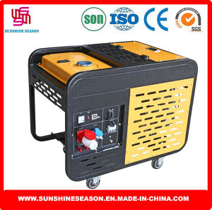 10kw Diesel Generator with Single Phase pictures & photos